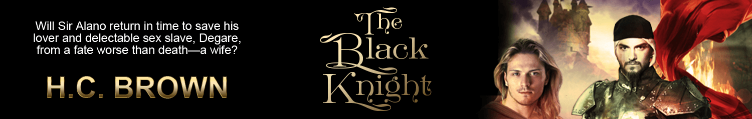 First Chapter – The Black Knight by H.C. Brown
