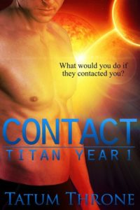 Contact by Tatum Throne