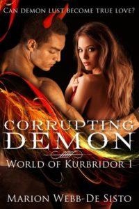 Corrupting Demon by Marion Webb-De Sisto