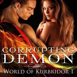 Happy Release Day to Marion Webb-De Sisto with Corrupting Demon