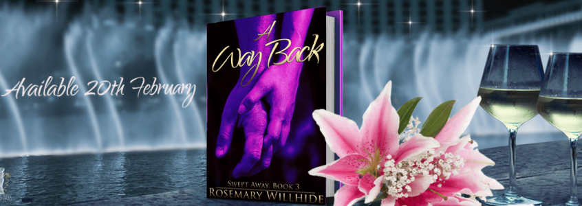 Happy Release Day to Rosemary Willhide with A Way Back