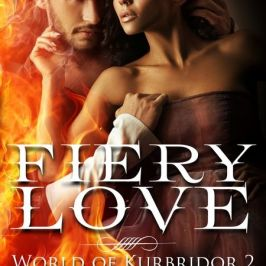 Happy release day to Marion Webb-De Sisto with Fiery Love