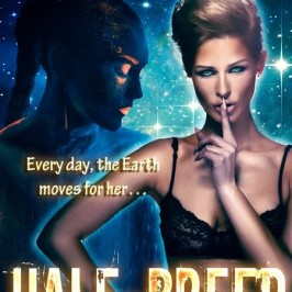 New release – Half-Breed by Annie Oakfield