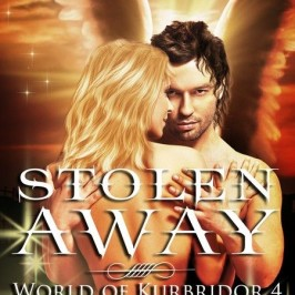New Release: Stolen Away (World of Kurbridor 4) by Marion Webb-De Sisto