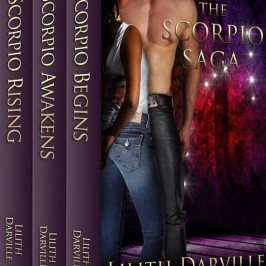 Newly Launched – The Scorpio Saga Box Set by Lilith Darville