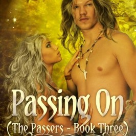 New Release – Passing On (The Passers, Book Three)  by Loretta Laird