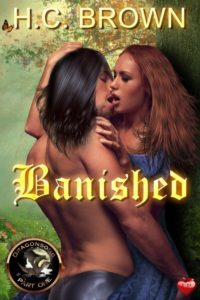 Banished (Dragonsong - Part One) by H.C. Brown
