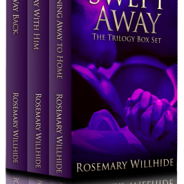 New Release: Swept Away Trilogy Box Set by Rosemary Willhide