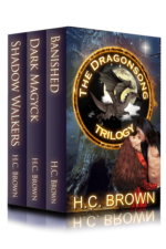 Dragonsong - Box Set  by H.C. Brown