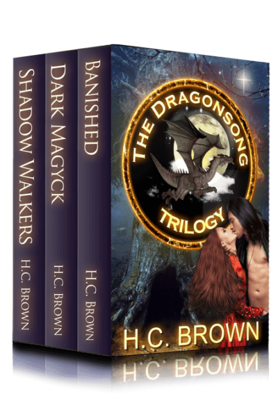 Dragon shifters