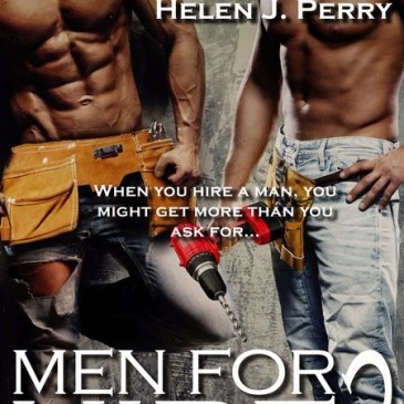New Release: Men for Hire 2 Anthology