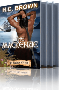 The Mackenzie Box Set by H.C. Brown