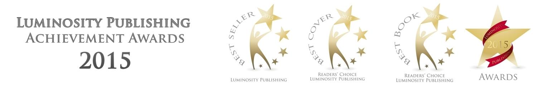 Luminosity Publishing 2015 Author Achievement Awards
