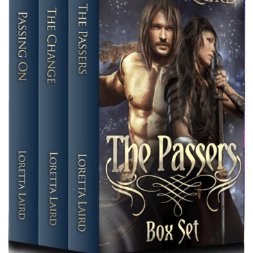 New Release: The Passers Trilogy Box Set by Loretta Laird