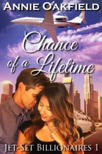 Chance of a Lifetime by Annie Oakfield