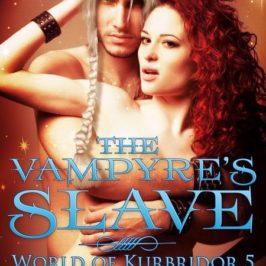 New Release: The Vampyre's Slave by Marion Webb-De Sisto