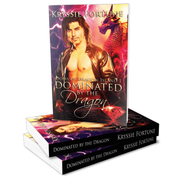Dominated by the Dragon (Doms of Dragon Island 1)