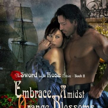 New Release: Embrace Amidst Orange Blossoms by Louise Roberts