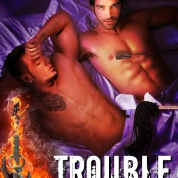 New Release: Trouble (Club Depravity 8) by H.C. Brown