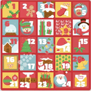 Luminosity Countdown Advent Calendar 2016