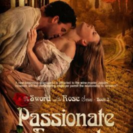 New Release: Passionate Harvest by Louise Roberts