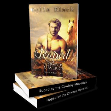 Roped by the Cowboy Maverick (Cowboy Bad Boys 4)