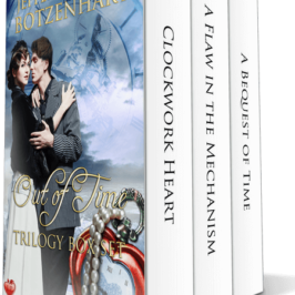 Out of Time Trilogy Box Set – Now on Pre-order