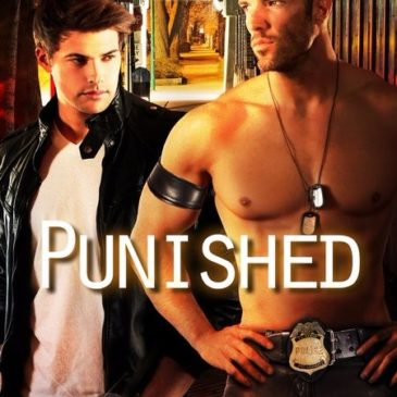 New Release: Punished (Cops 'n' Floggers 2)  by H.C. Brown