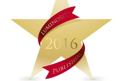 Results: Author Achievement Awards 2016