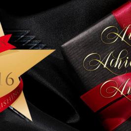 Author Achievement Awards 2016