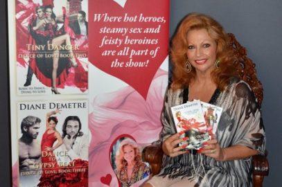 Gold Coast Author Scoops Publisher's Awards