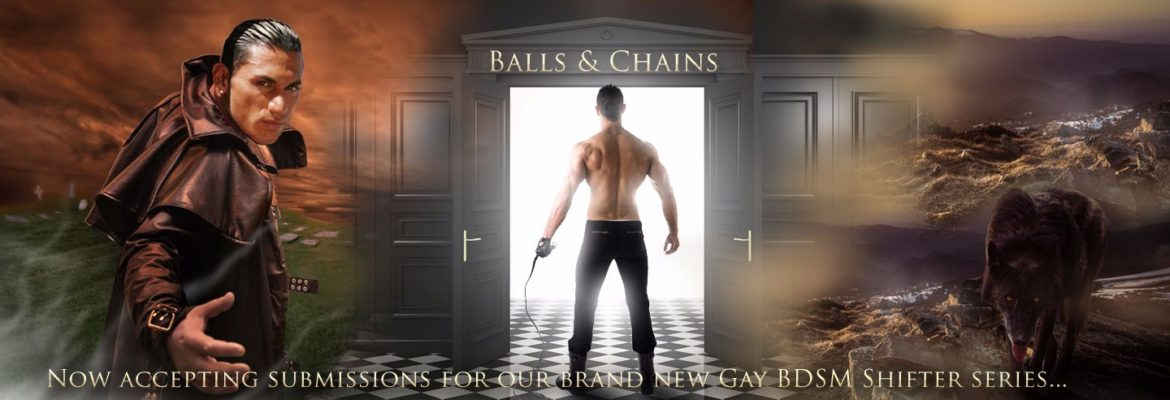 Submission Call - New BDSM Gay Romance Shifter Series