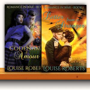 Romance in War series