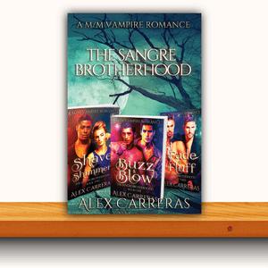 The Sangre Brotherhood paperback