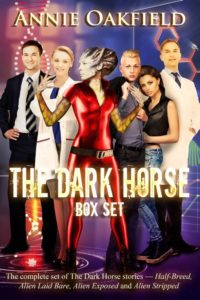 The Dark Horse: Box Set