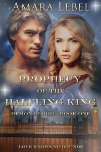 PROPHECY OF THE HALFLING KING